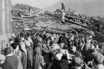 Rescue at Aberfan