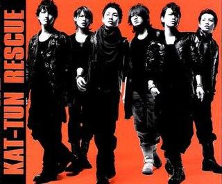 Rescue (KAT-TUN song) song by KAT-TUN