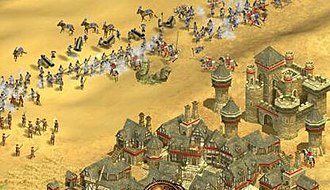 Rise of Nations - A screenshot from Rise of Nations