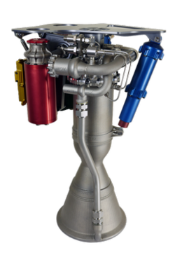 how to make a small rocket engine