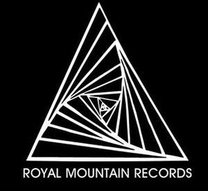 Royal Mountain Records - Image: Royal Mountain Records Logo Black