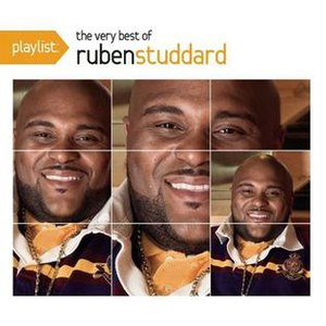 Playlist: The Very Best of Ruben Studdard - Image: Ruben Studdard Playlist