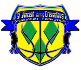Saint Vincent and the Grenadines national basketball team - Image: ST VINCENT BBALL