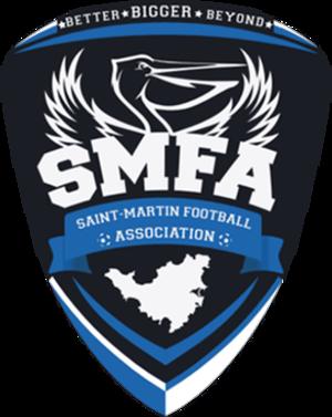 Saint Martin national football team - Image: Saint Martin FA (2014)
