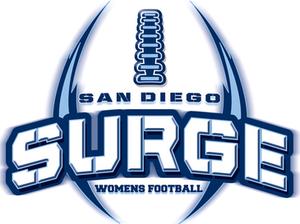 San Diego Surge - Image: San Diego Surge