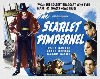 <i>The Scarlet Pimpernel</i> (1934 film)