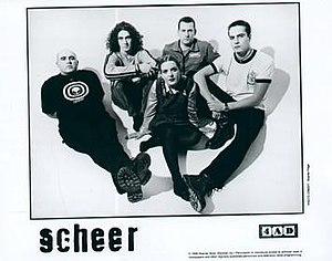 Scheer (band) - Image: Scheer 4AD