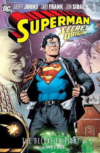 Superman: Secret Origin - Image: Secret Origin HC
