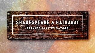<i>Shakespeare & Hathaway: Private Investigators</i> British television series