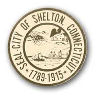 Shelton, Connecticut - Image: Shelton C Tseal