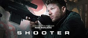 Shooter (TV series) - Promo art
