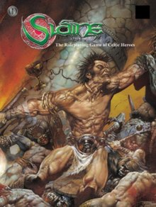 sláine the roleplaying game of celtic heroes wikipedia