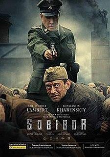 <i>Sobibor</i> (film) 2018 Russian film