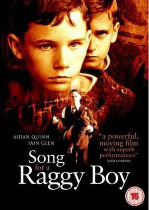 Song for a Raggy Boy - DVD Cover for Song for a Raggy Boy