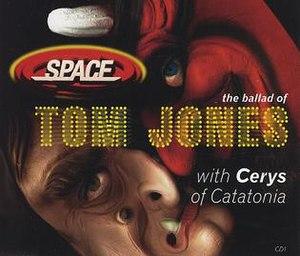 The Ballad of Tom Jones - Image: Space The Ballad Of Tom Ones CD1
