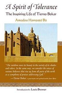 <i>A Spirit of Tolerance</i> book by Amadou Hampâté Bâ