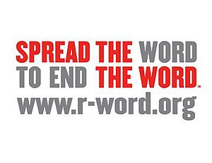 Spread the Word to End the Word - 250 px