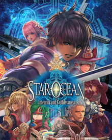 Star Ocean Integrity And Faithlessness Wikipedia