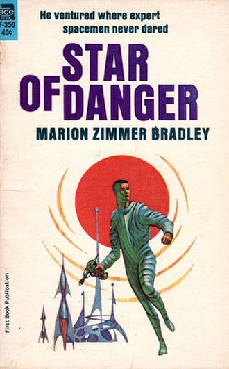 Star of Danger - Cover of the first edition