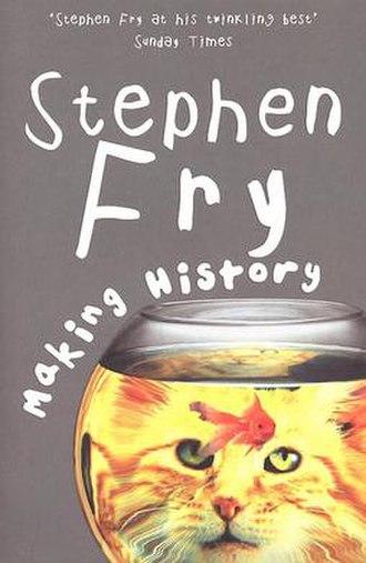 Making History (novel) - Image: Stephen Fry Making History