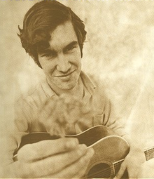 Steve Mann (guitarist) in 1967