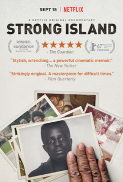 Picture of a movie: Strong Island