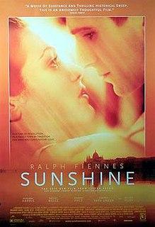 <i>Sunshine</i> (1999 film) 1999 film by István Szabó