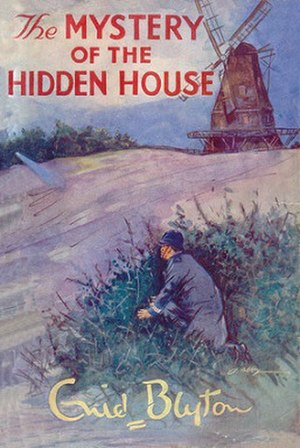 The Mystery of the Hidden House - First edition