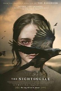 <i>The Nightingale</i> (2018 film) 2018 Australian Western film directed by Jennifer Kent
