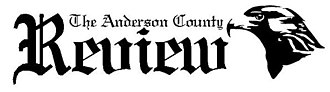 Anderson County Review - Image: The Anderson County Review Logo