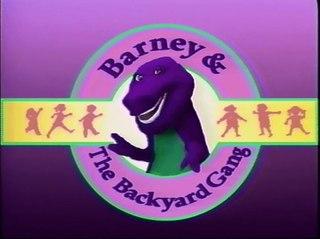<i>Barney and the Backyard Gang</i>
