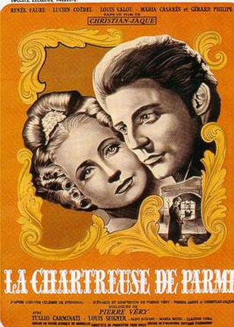 The Charterhouse of Parma (film) - Image: The Charterhouse of Parma (film)