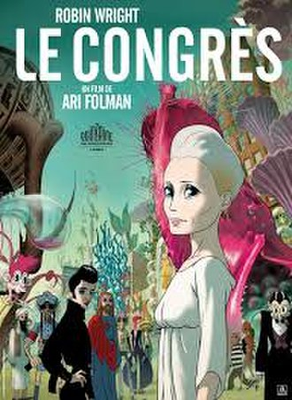 The Congress (2013 film) - French promotional poster