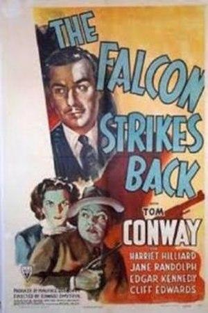 The Falcon Strikes Back - Film poster