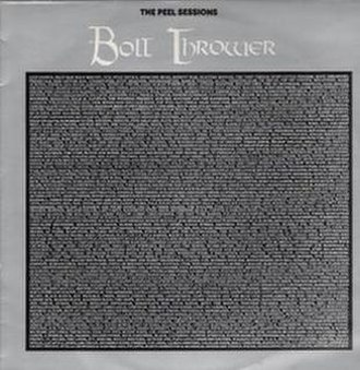 The Peel Session (Bolt Thrower EP) - Image: The Peel Session (Bolt Thrower EP)