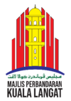 Official seal of Kuala Langat District