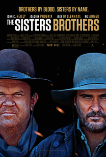 <i>The Sisters Brothers</i> (film) 2018 film by Jacques Audiard
