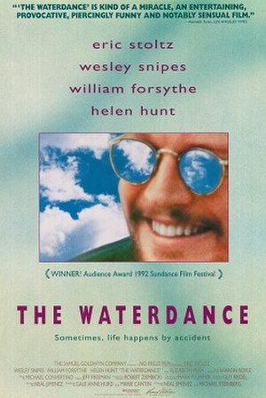 The Waterdance - Image: The Waterdance (1992 Film Poster)