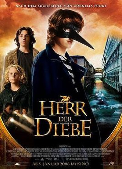 Picture of a movie: The Thief Lord