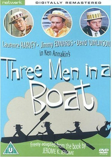 <i>Three Men in a Boat</i> (1956 film) 1956 film by Ken Annakin