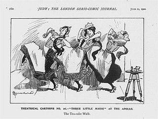 <i>Three Little Maids</i> musical
