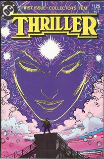 <i>Thriller</i> (DC Comics) comic by DC Comics