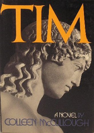 Tim (novel) - First edition (publ. Harper & Row)