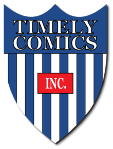 Timely Comics Wikipedia