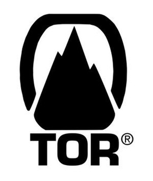 Tor Books - The Tor Books logo used until 2015.