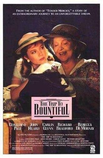 The Trip to Bountiful - Image: Trip to bountiful