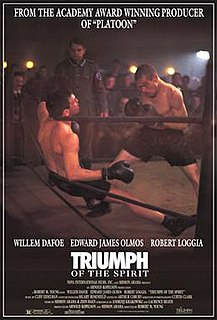 <i>Triumph of the Spirit</i> 1989 film by Robert M. Young