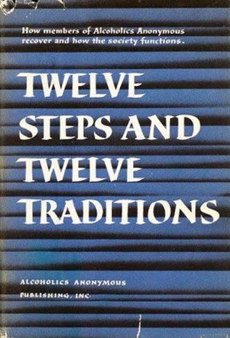 Twelve Steps and Twelve Traditions - First edition