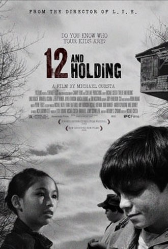 12 and Holding - Theatrical release poster