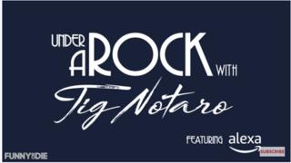 <i>Under a Rock with Tig Notaro</i> American talk show